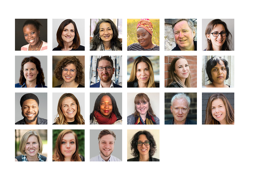 collage of MPS participants