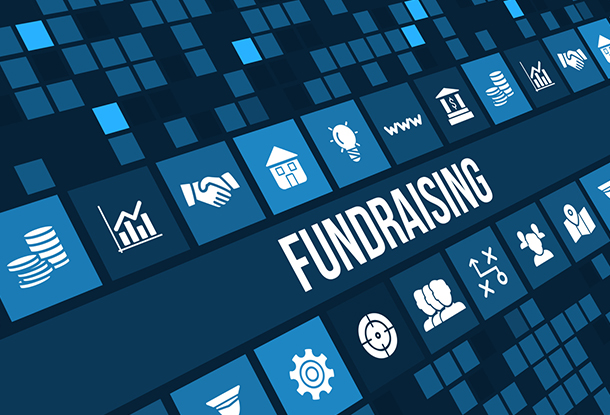 image: fundraising on computer screen (iStockphoto)