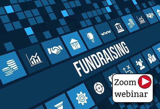 image: fundraising on computer screen (iStockphoto)