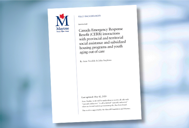 image: cover of Policy Backgrounder