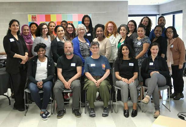 CivicsXchange participants