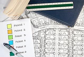 Architectural Blueprints - iStockphoto