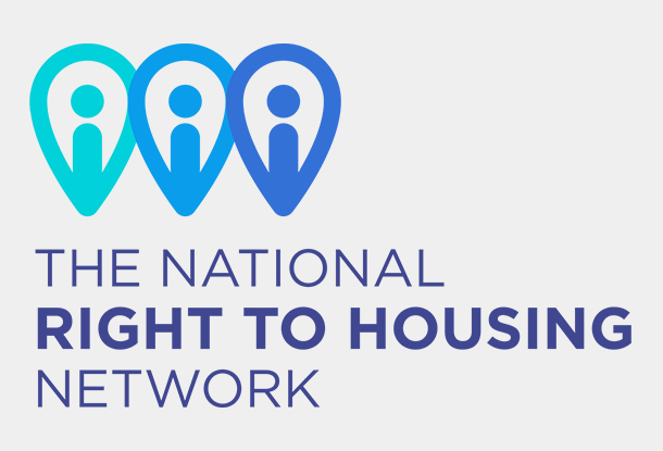 logo: National Right to Housing Network