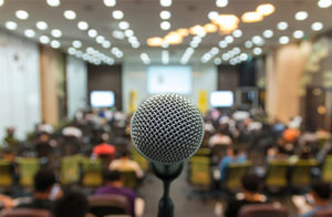 Five Good Ideas about speaking to a large audience @ Auditorium, Central YMCA | Toronto | Ontario | Canada