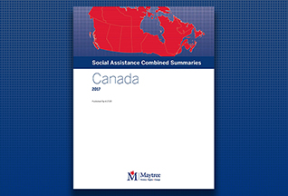 New look Social Assistance Summaries are now available with the latest data