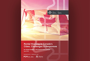 Rental housing in Canada's cities: challenges and responses