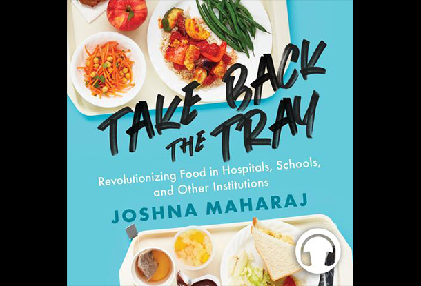 Book cover: Take Back the Tray