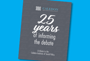 25 years of informing the debate: A tribute to the Caledon Institute of Social Policy