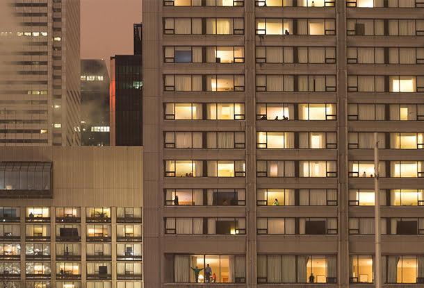 photo: city buildings (iStockphoto)