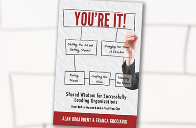 You're It! book cover