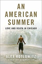 book cover for american summer