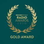 image: New York Festivals Radio Awards 2020 Gold Award